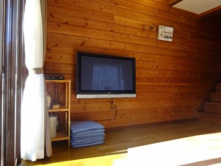 24型テレビDVD/ハーブの里 コテージ・オートキャンプ場