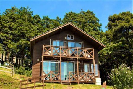 貸別荘 無垢の木の家 木琴館