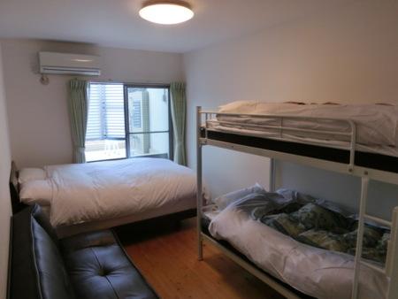 本館の客室です。/都市型コテージ 京都一条千本