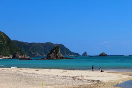 別荘大浦湾