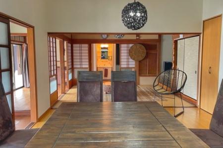 落ち着いた雰囲気の和室/バリスタイル館山