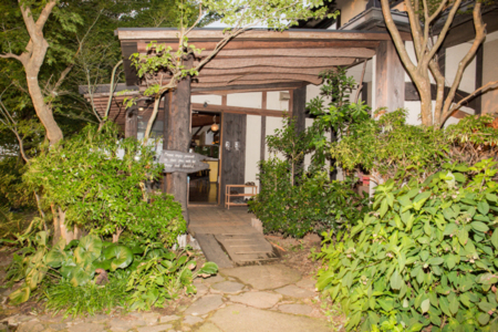風香山荘の全景/貸別荘癒の宿 風香山荘