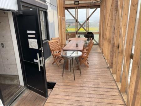 1階階段・サブフロア