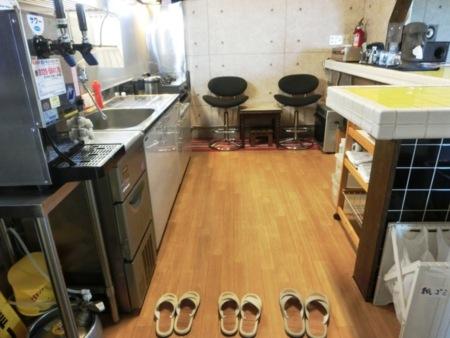 1階メインキッチン