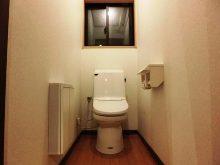 ウォシュレット1階2階