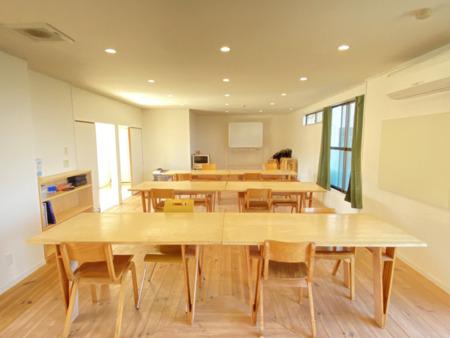 自由に使える55平米のクリエイティブホー/館山リトリート
