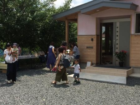 IRORI HOUSEエントランス/IRORI HOUSE(いろりはうす)