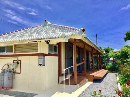 琉球の家 古宇利島KANAU