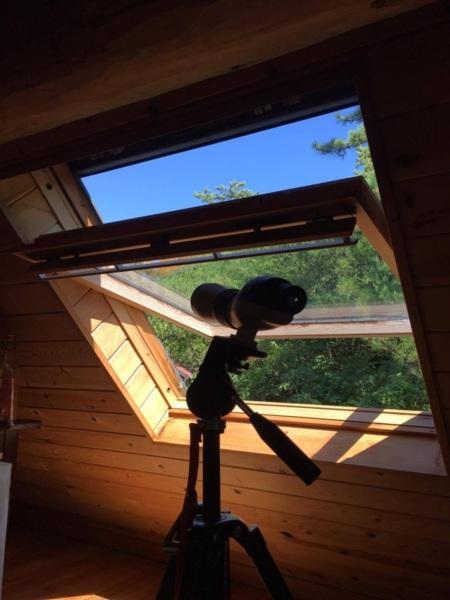2f寝室の天窓/Dejavu(デジャブ)