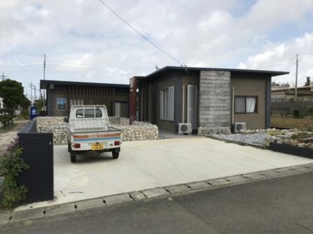 広々とした駐車スペース/プライベートホーム高道(Takantsu)