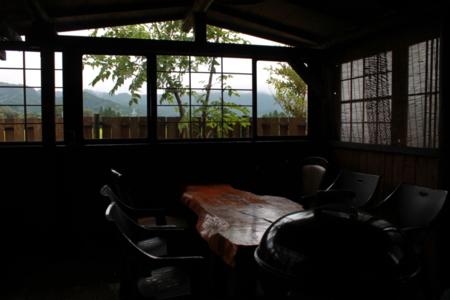 バーベキュー東屋/里山の宿 風遊び