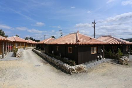 沖縄古民家風赤瓦のコテージ/たびの邸宅 HOMANN CONCEPT 沖縄今帰仁